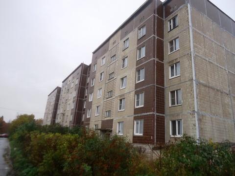 Двухкомнатная квартира улучшенной планировки в Суйде