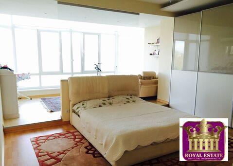 Сдам 3-х комнатную просторную 120 м2 квартиру с евроремонтом - Фото 1