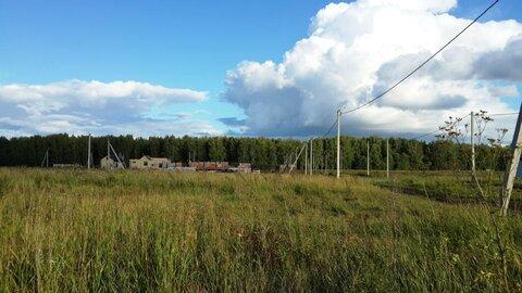 Земельный участок в кп Луговое - Фото 1