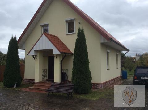 Отличный коттедж с гостевым домом в д.Псарево Можайский район - Фото 1