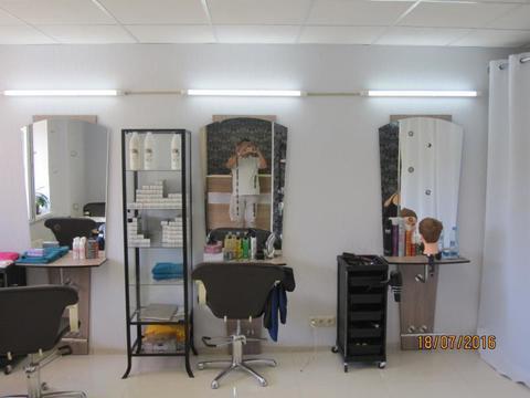 Помещение под салон красоты или парикмахерскую. 4 места, оборудование - Фото 1