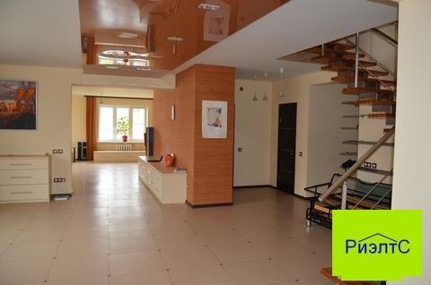 Элитная 2-уровневая 6-комнатная квартира, - Фото 1