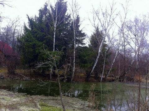 Участок на Говорова в черте города на границе с прудом, живописнейшее! - Фото 2