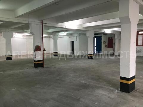 Аренда помещения пл. 560 м2 под склад, , офис и склад м. Варшавская в . - Фото 2
