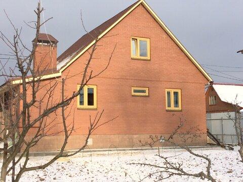 Дом 88 кв.м. пос. Кратово ул. 2-1 Западная - Фото 1