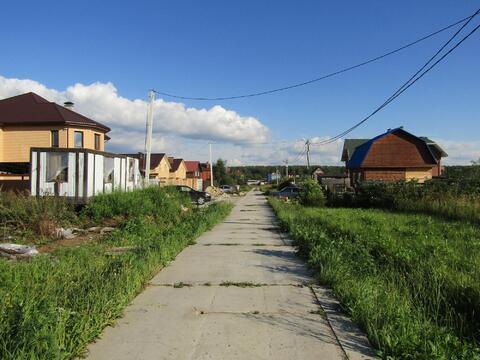 Каширское ш.48 км от МКАД в г.о Домодедово, с.Вельяминово участок15 со - Фото 4