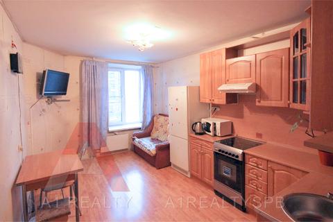 Пп однокомнатная квартира 46 кв.м. в кирпичном доме 5мин метро купчино - Фото 4