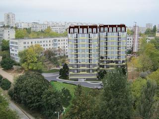Однокомнатная квартира на Степаняна