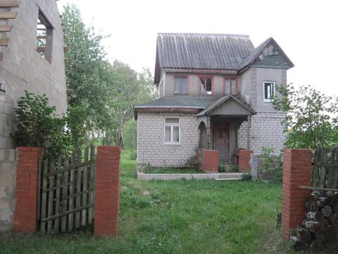 Крепкий дом в д. Ивкино - Фото 1