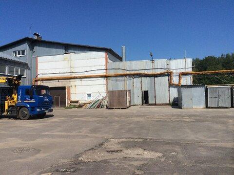 Производственно-складское помещение 2438 м2 г. Климовск - Фото 1