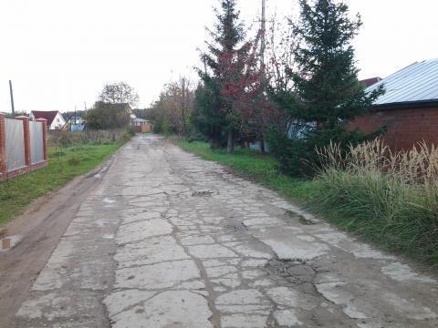 15,8 соток в д. Трехсвятское, 8 км от г. Обнинск по Киевскому шоссе - Фото 4
