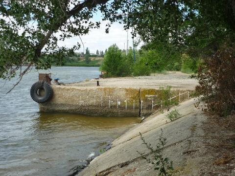Продаю речной причал в г. Дубовка - Фото 4