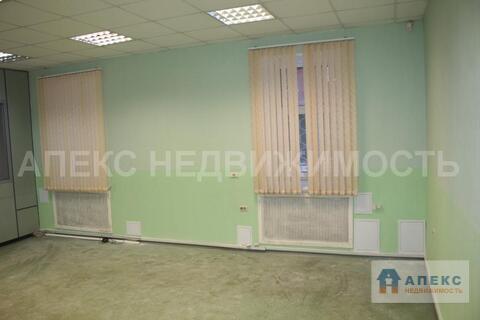 Аренда офиса 103 м2 м. Нагатинская в административном здании в . - Фото 5