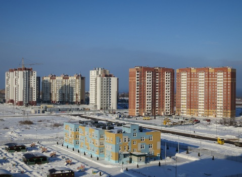 Продажа двухкомнатной квартиры площадью 62.11 кв.м. в построенном доме - Фото 2