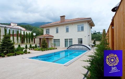 Продам шикарный дом новой постройки Ялта - Фото 1