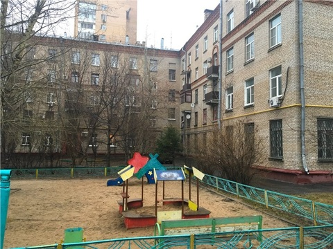 Продажа 3-х (трехкомнатная) квартира Москва, Берзарина, д.4 (ном. . - Фото 1