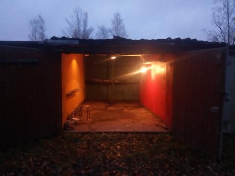 Продается кирпичный гараж ул. Лиственная - Фото 1