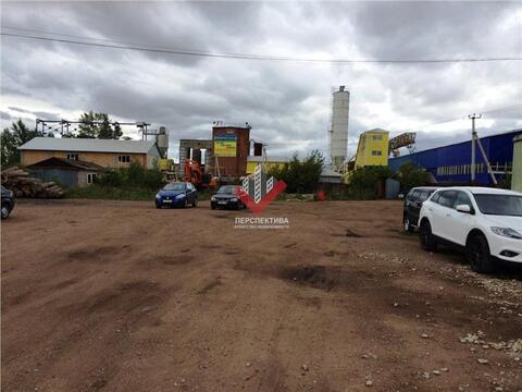 База в Мокроусово 1000 кв.м. 1 га земли - Фото 1