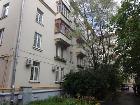 Большая, красивая и уютная 3-х комнатная квартира в сталинском доме! - Фото 4
