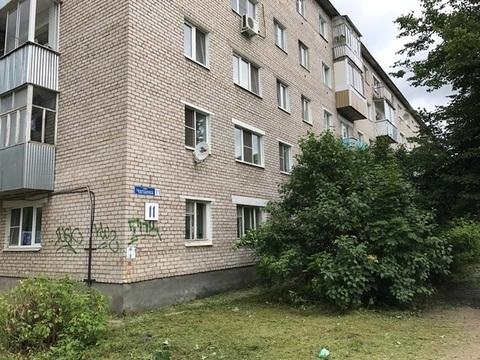 Продаю 2-х комнатную квартиру в г. Кимры, ул. Чапаева, д. 11. - Фото 1