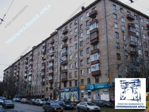 Продажа квартиры, м. Войковская, Космодемьянских Зои и Александра ул - Фото 1