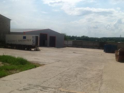 Производственно-складское здание с огороженной территорией - Фото 4
