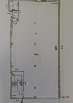 Торгово-офисное пом-е от 20 кв. м, М.О. г. Раменское, ул. 1-я Ленинска - Фото 3