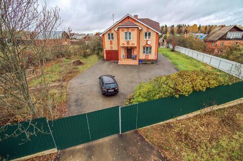 Новый меблированный дом 222м2 на 19 сотках ИЖС - Фото 1