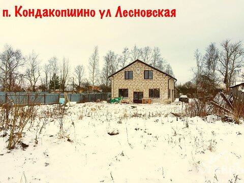 Санкт-Петербург, Пушкинский район, п.Кондакопшино, 12 сот. ИЖС - Фото 4