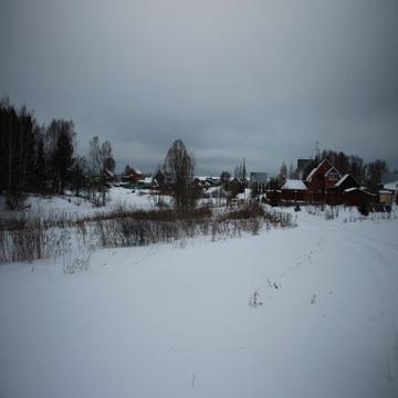 12 соток в д. Барыбино Домодедовского района - Фото 1