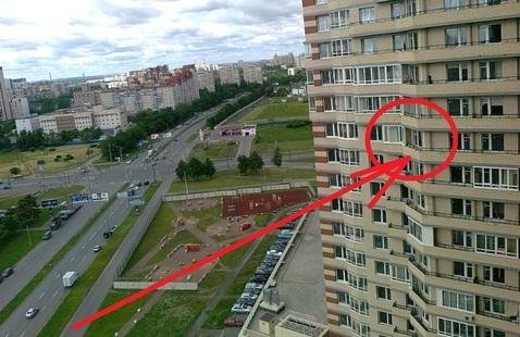 Прямая продажа студии 27 м Орджоникидзе 52 м Звездная или Московская - Фото 1