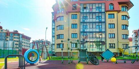 Продам 1-к квартиру, Ромашково, Никольская улица 8к1 - Фото 1