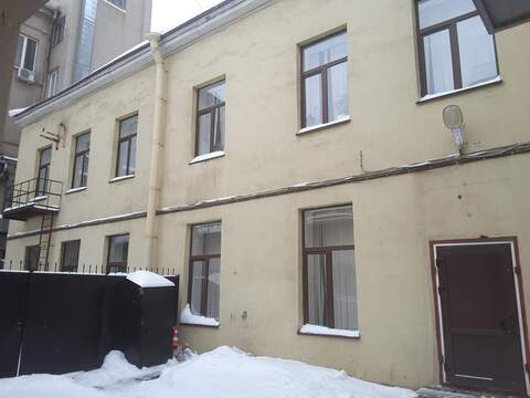 Продажа: здание 1477.7 м2, м. Василеостровская - Фото 2