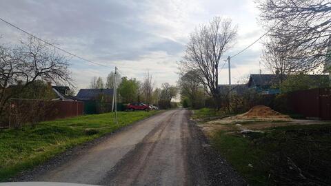 Земельные участки в жилой деревне Акулово - Фото 1