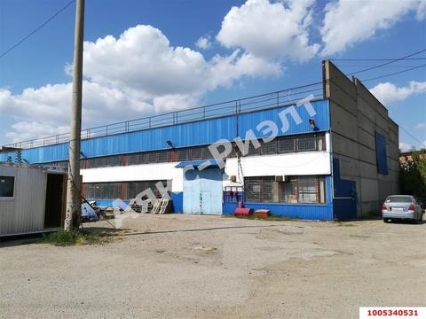 Аренда склада, Краснодар, Ул. Солнечная - Фото 4