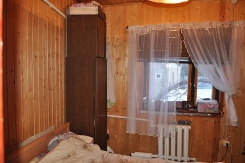 Бревенчатая дача 80 кв.м. с отоплением на участке 6 сот, д.Захарово - Фото 4