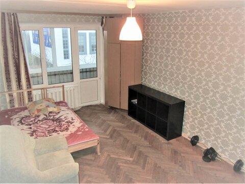 Продажа 1-комнатной квартиры Севастопольский проспект 46 корпус 3 - Фото 1