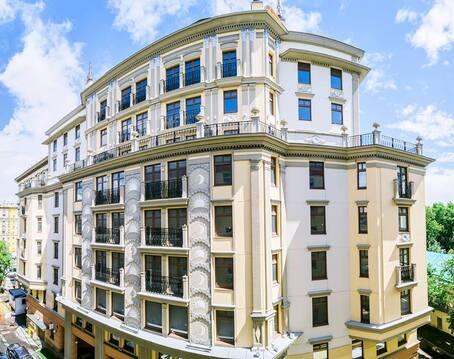 Жилой комплекс «Каретный Плаза». Элитные апартаменты 90,9 кв. м. - Фото 2