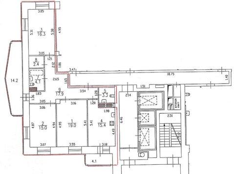 Трехкомнатная панорамная квартира в новом доме на Есенина - Фото 3