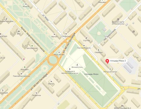 Сдаётся торговое помещение 201 кв.м. в г. Кстово на пр. Мира - Фото 3