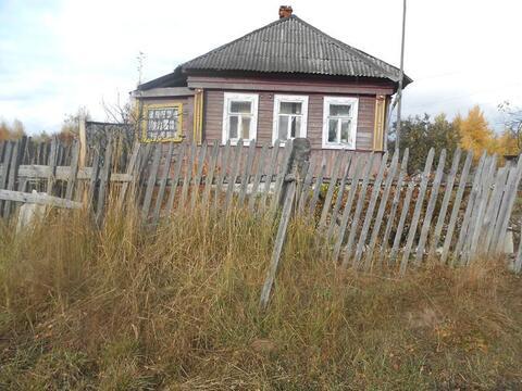 Дом в лесной деревне Клепиковского района, д.Иванисово. - Фото 1