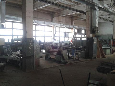 Продам производственный комплекс 3 131 кв.м. - Фото 1