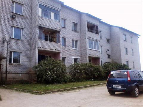 Трехкомнатная квартира в Переславль-Залесском