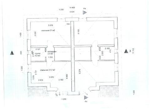Продам 1/2 часть дома с уч. 3 сот. с. Заборье Рязанский район - Фото 5