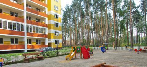 ЖК Яхонтовый лес, 1-комн.кв-ра - Фото 1