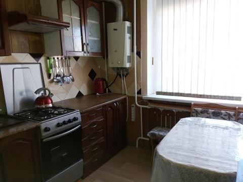 Снять трехкомнатную квартиру с ремонтом и мебелью в Новороссийске - Фото 4