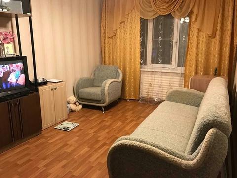 1-комнатная квартира за Волгой на Саукова, 19 - Фото 1