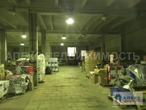 Аренда помещения пл. 1000 м2 под склад, м. Шоссе Энтузиастов в . - Фото 5