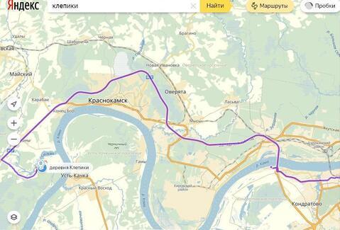 """Загородный поселок """"Клёпики"""" в 10 минутах от Краснокамска - Фото 2"""