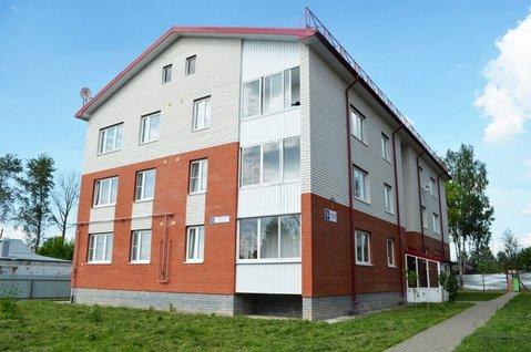 Продажа 2-комнатной квартиры, 59 м2, п Ганино, Северный переулок, д. 9 - Фото 1